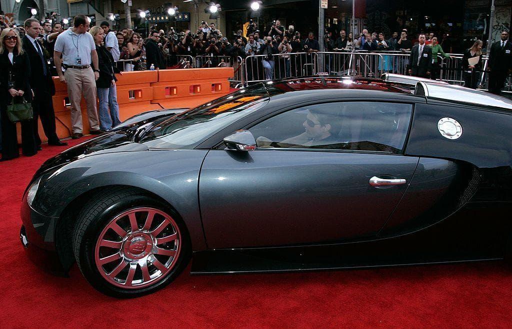 Random Famous People Who Own Bugattis