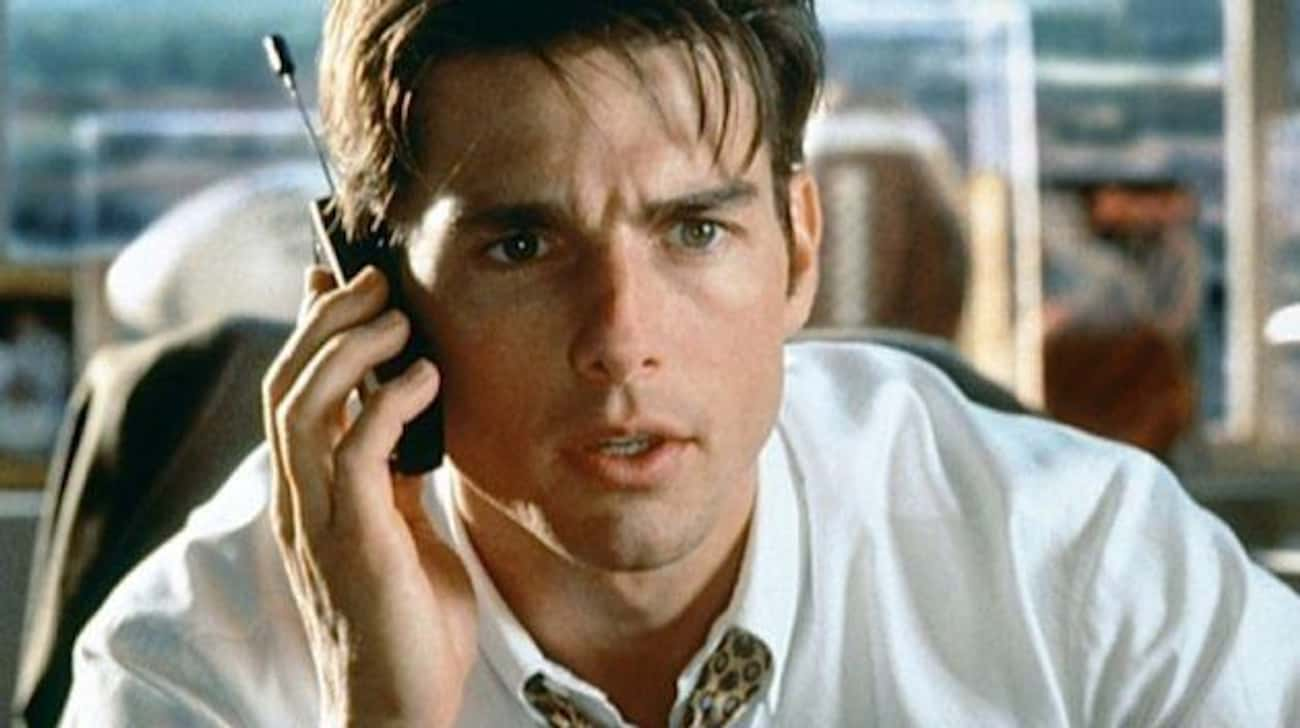 Tom Cruise is listed (or ranked) 3 on the list Who Would Play Iron Man In The '90s?