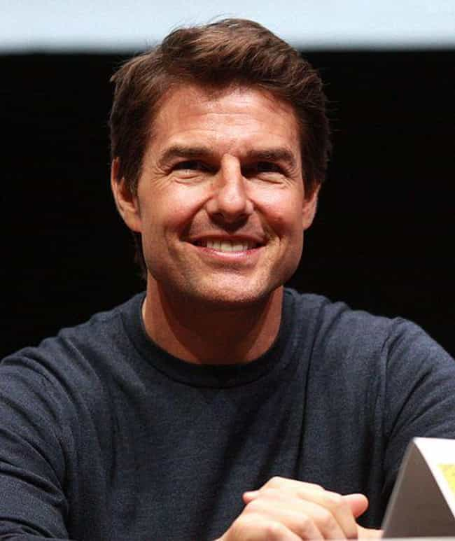Tom Cruise is listed (or ranked) 3 on the list Actors Who Have Accused Their Co-Stars Of Being Bad Kissers