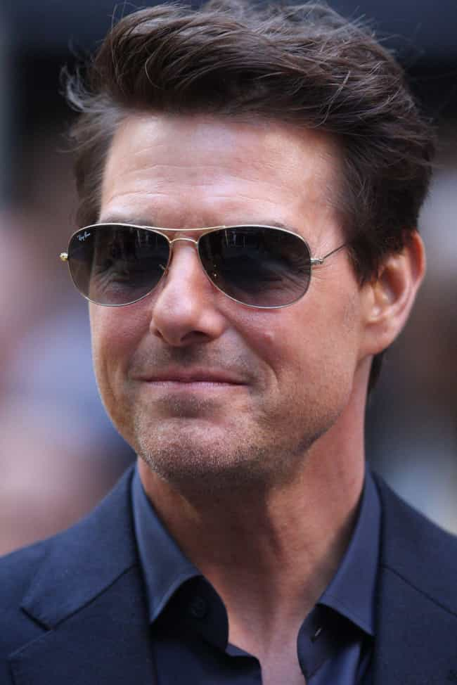 Tom Cruise is listed (or ranked) 4 on the list 32 Famous People of German Descent