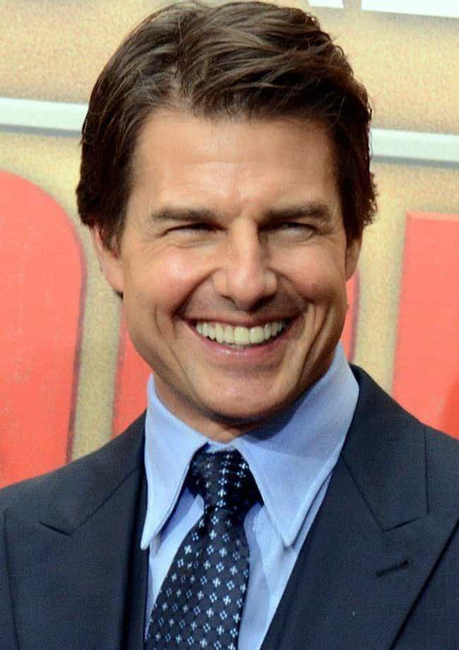 Tom Cruise is listed (or ranked) 1 on the list 20 Famous People Who Converted Religions