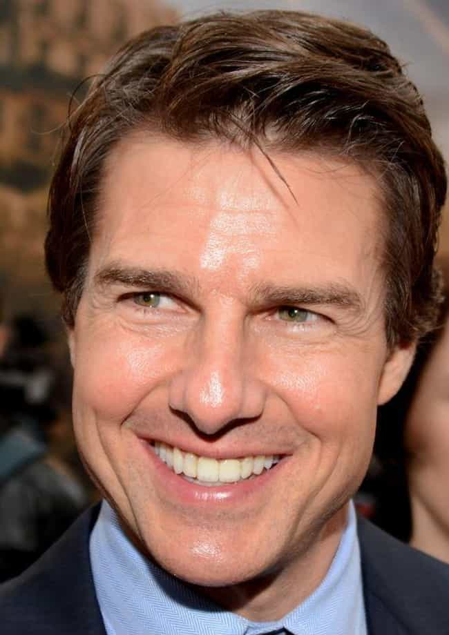 Tom Cruise is listed (or ranked) 3 on the list 20 Actors Who Actually Do Their Own Stunts