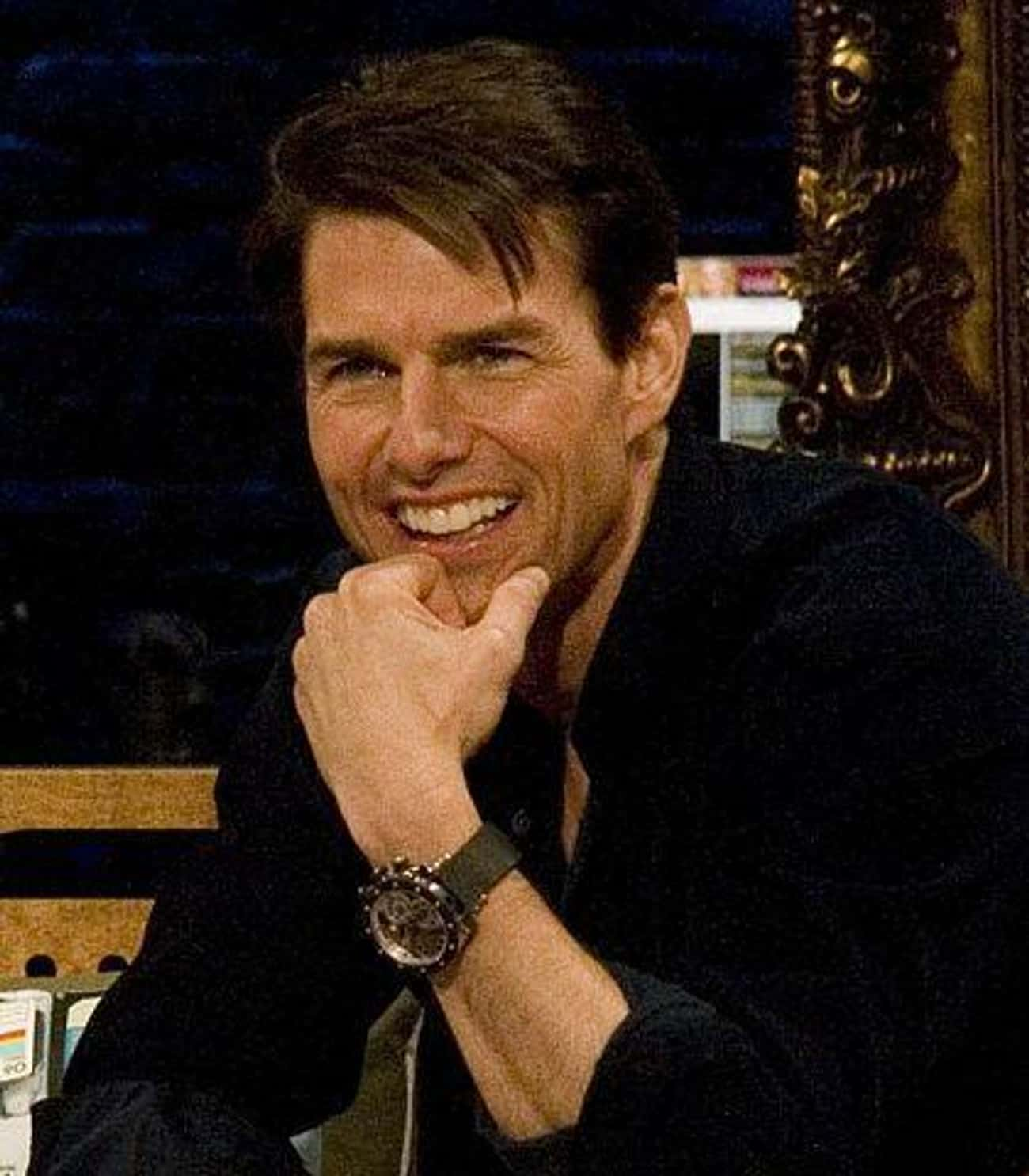 Tom Cruise is listed (or ranked) 3 on the list 50+ Celebrities Who Grew Up Poor