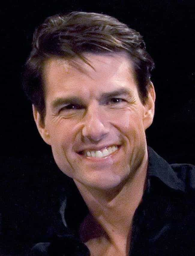 Tom Cruise is listed (or ranked) 1 on the list Celebrities Who Wrestled in School