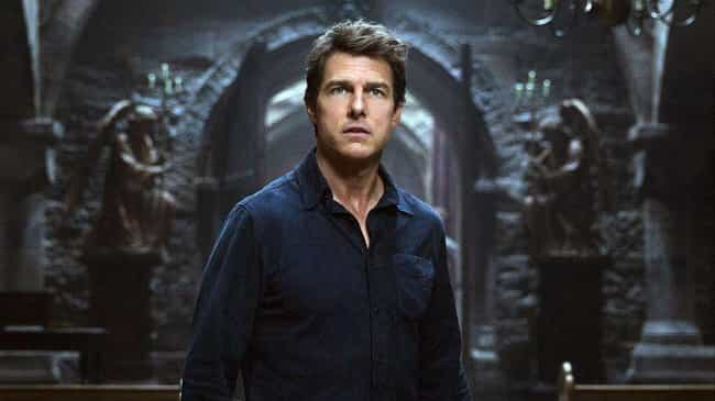 Tom Cruise is listed (or ranked) 1 on the list 16 Times Actors Completely Rewrote Their Characters