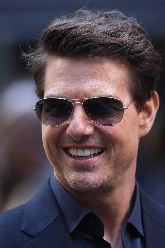 Tom Cruise is listed (or ranked) 2 on the list Celebrities With Their Own Private Jets