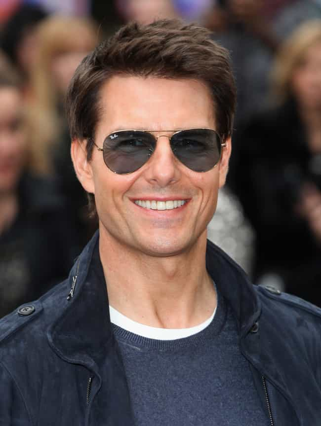 Tom Cruise is listed (or ranked) 5 on the list Celebrities Who Had To Quit Drinking