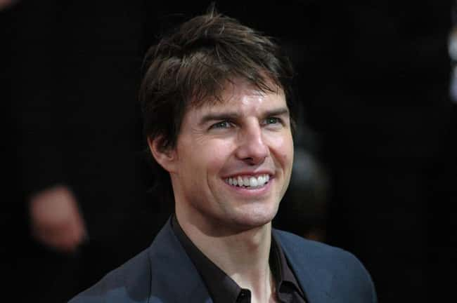 Tom Cruise is listed (or ranked) 10 on the list Famous People Who Were Relentlessly Bullied