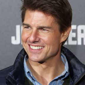 Tom Cruise is listed (or ranked) 9 on the list Celebrities Who Are Secret Geeks