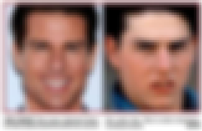 Tom Cruise is listed (or ranked) 1 on the list Celebrities With Fake Teeth