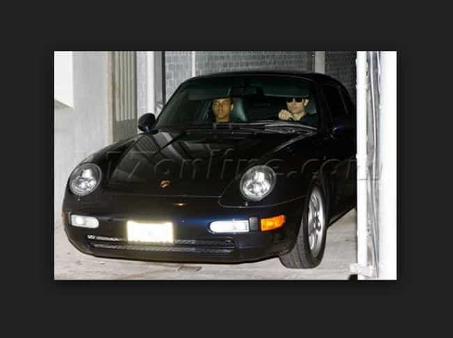 Tom Cruise is listed (or ranked) 4 on the list 70+ Famous People with Porsches