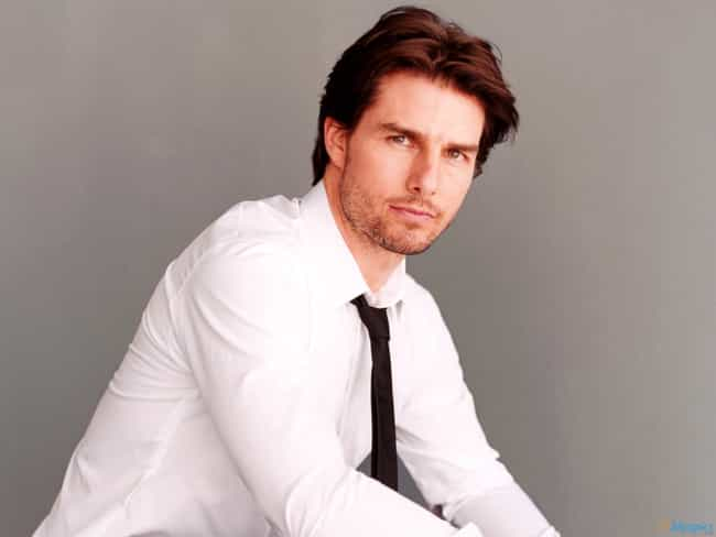 Tom Cruise is listed (or ranked) 1 on the list Allegedly Gay Scientologists