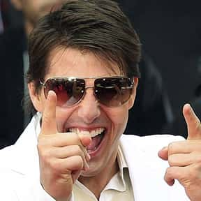 Tom Cruise is listed (or ranked) 6 on the list The Most Annoying A-List Actors