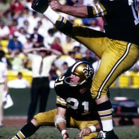 Tom Dempsey is listed (or ranked) 6 on the list The Best Los Angeles Rams Kickers Of All Time