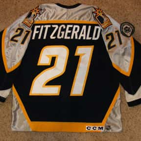Tom Fitzgerald is listed (or ranked) 15 on the list Famous People Whose Last Name Is Fitzgerald