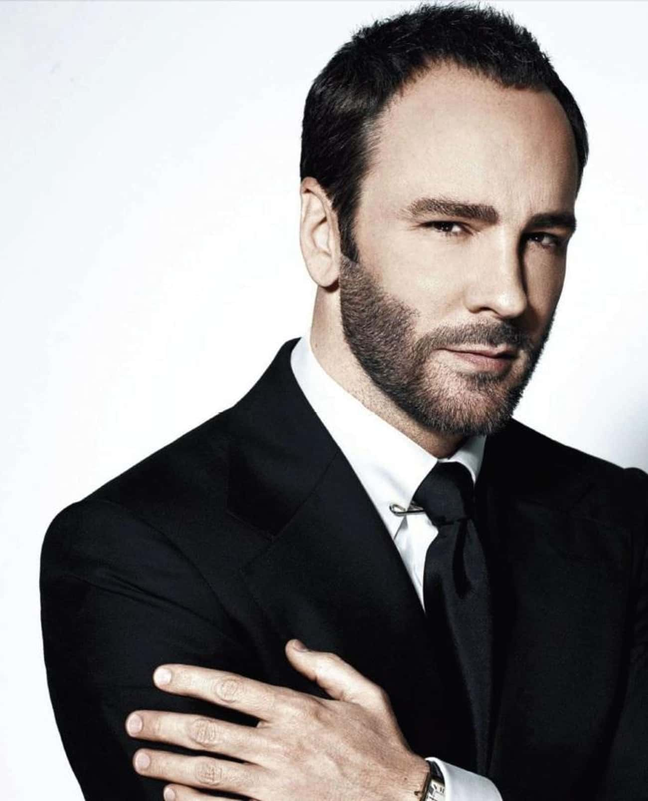 Tom Ford is listed (or ranked) 1 on the list Famous Male Fashion Designers