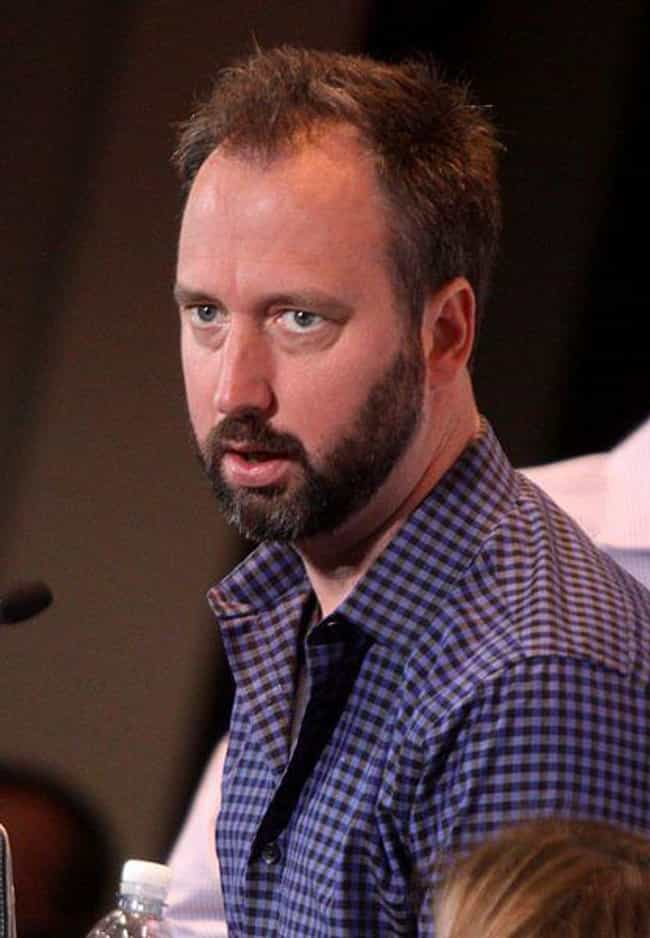 Tom Green is listed (or ranked) 3 on the list Men Who Winona Ryder Has Dated