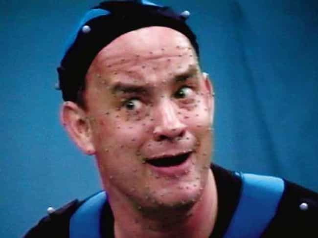 Tom Hanks is listed (or ranked) 1 on the list Hilarious Photos Of Actors Looking Ridiculous In Performance Capture