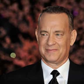 Tom Hanks is listed (or ranked) 1 on the list Celebrity Men Over 60 You Wouldn't Mind Your Mom Dating