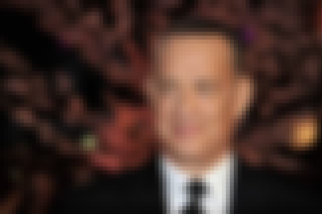 Tom Hanks is listed (or ranked) 8 on the list The Most Powerful Celebrities: People's Choice