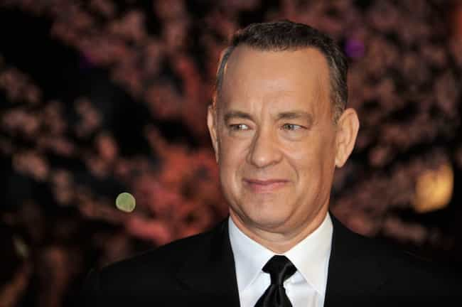 Tom Hanks is listed (or ranked) 1 on the list Male Celebrities Who Are 6'0