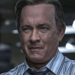 Tom Hanks is listed (or ranked) 1 on the list 2018 Golden Globe Nominees For Best Leading Actor