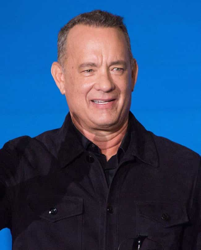 Tom Hanks is listed (or ranked) 8 on the list 21 Famous ENTPs