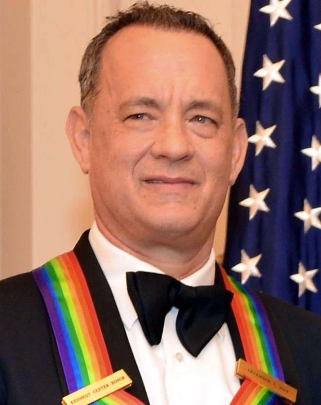 Tom Hanks is listed (or ranked) 1 on the list Famous Cancer Celebrities