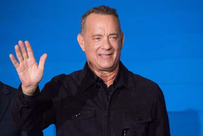 Tom Hanks is listed (or ranked) 2 on the list 22 Famous People with Type 2 Diabetes