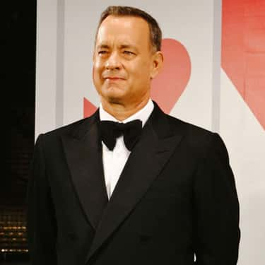 Tom Hanks is listed (or ranked) 1 on the list All The Celebrities Supporting Joe Biden