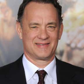 Tom Hanks is listed (or ranked) 14 on the list Celebrities Who Are Secret Geeks