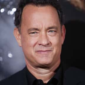 Tom Hanks is listed (or ranked) 1 on the list The Greatest Actors & Actresses in Entertainment History