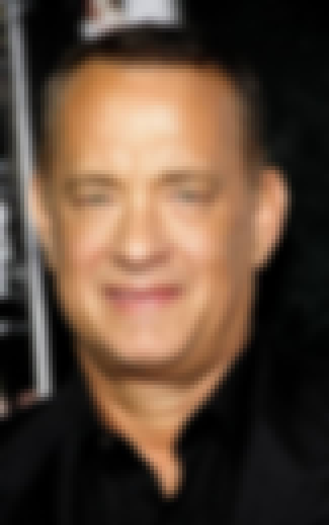 Tom Hanks is listed (or ranked) 3 on the list 55+ Famous People with Diabetes