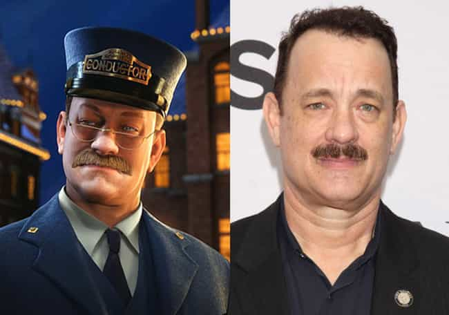 Tom Hanks is listed (or ranked) 1 on the list 30 Famous Model Train Hobbyists