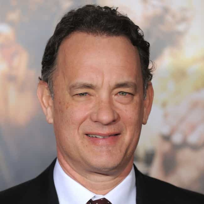 Tom Hanks is listed (or ranked) 1 on the list The Best (Male) Actors Working Today