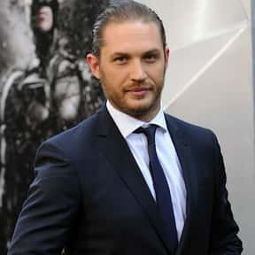 Tom Hardy is listed (or ranked) 4 on the list The Best (Male) Actors Working Today