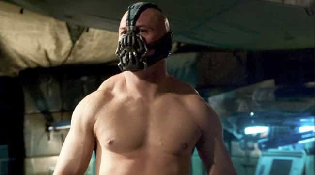 Tom Hardy is listed (or ranked) 4 on the list The Best Actors Who Played Batman Villains On Film