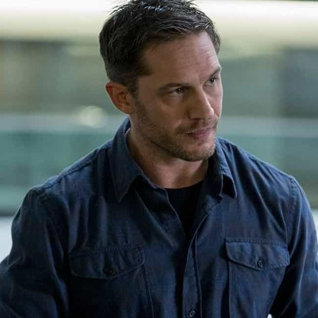 Tom Hardy is listed (or ranked) 4 on the list All The Actors Who Played The Villain In 'Spider-Man' Movies