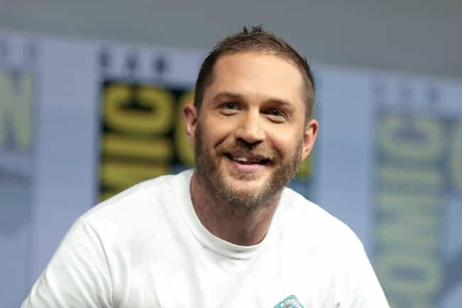 Tom Hardy is listed (or ranked) 1 on the list Actors Fit For The Job of Venom