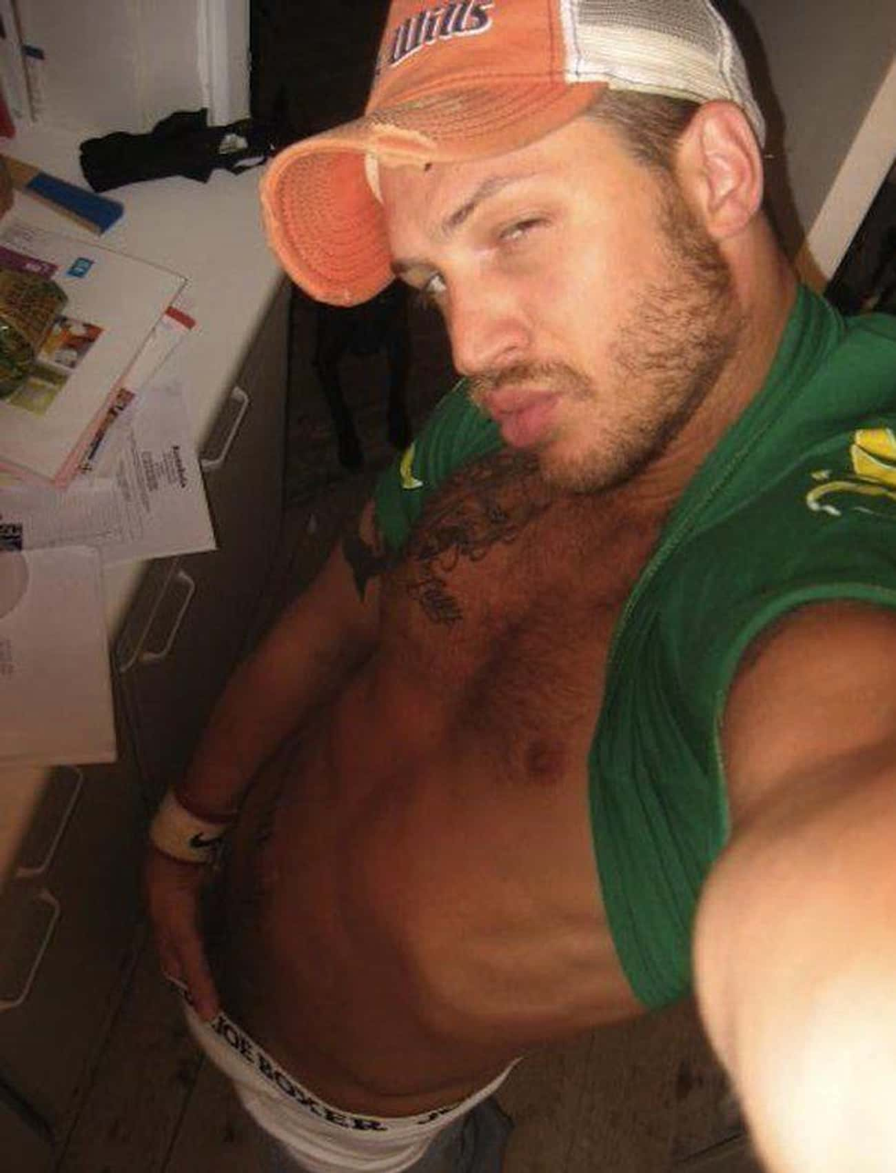 Tom Hardy is listed (or ranked) 1 on the list Cringey Celebrity Myspace Profiles That Are Still Out There