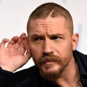 Tom Hardy is listed (or ranked) 7 on the list The Greatest British Actors of All Time