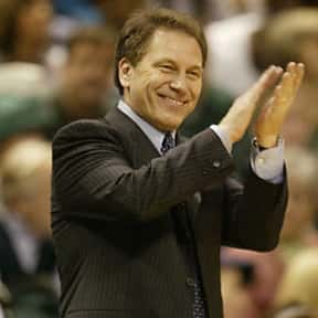 Tom Izzo is listed (or ranked) 7 on the list The Greatest College Basketball Coaches of All Time