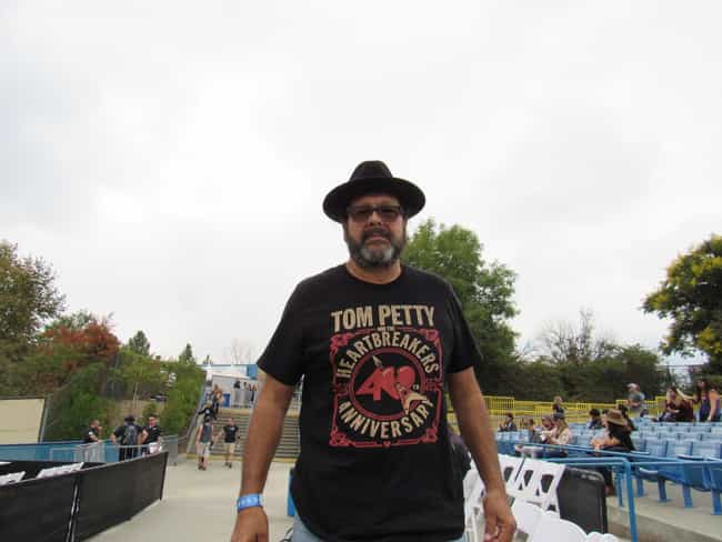 Tom Petty and the Heartbreaker... is listed (or ranked) 1 on the list The Best T-Shirts We Saw At Cal Jam 2018
