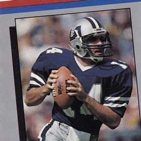 Tom Ramsey is listed (or ranked) 24 on the list The Best Indianapolis Colts Quarterbacks of All Time