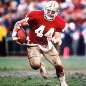 Tom Rathman is listed (or ranked) 12 on the list The Best San Francisco 49ers of All Time