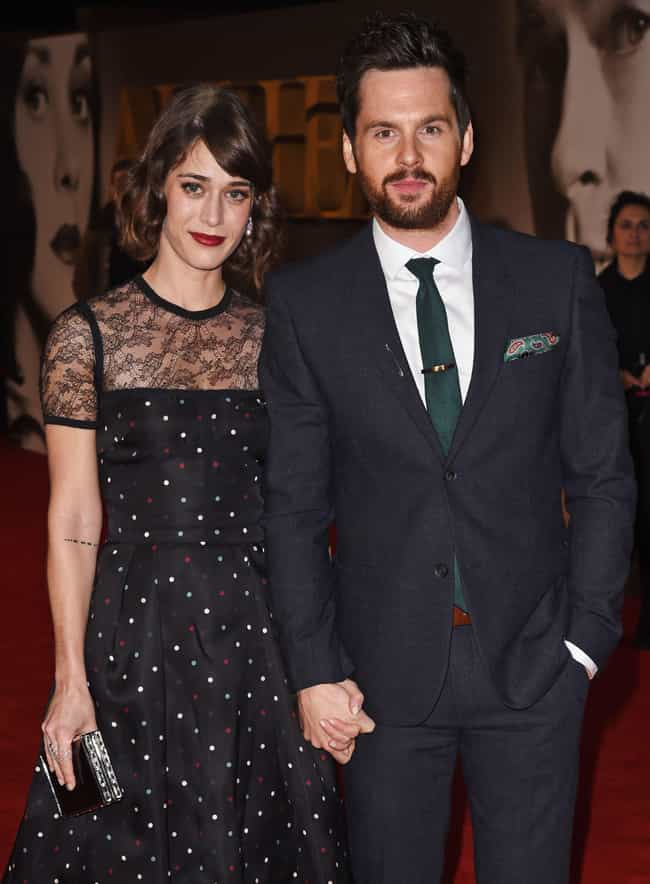 Tom Riley is listed (or ranked) 1 on the list Lizzy Caplan Loves and Hookups