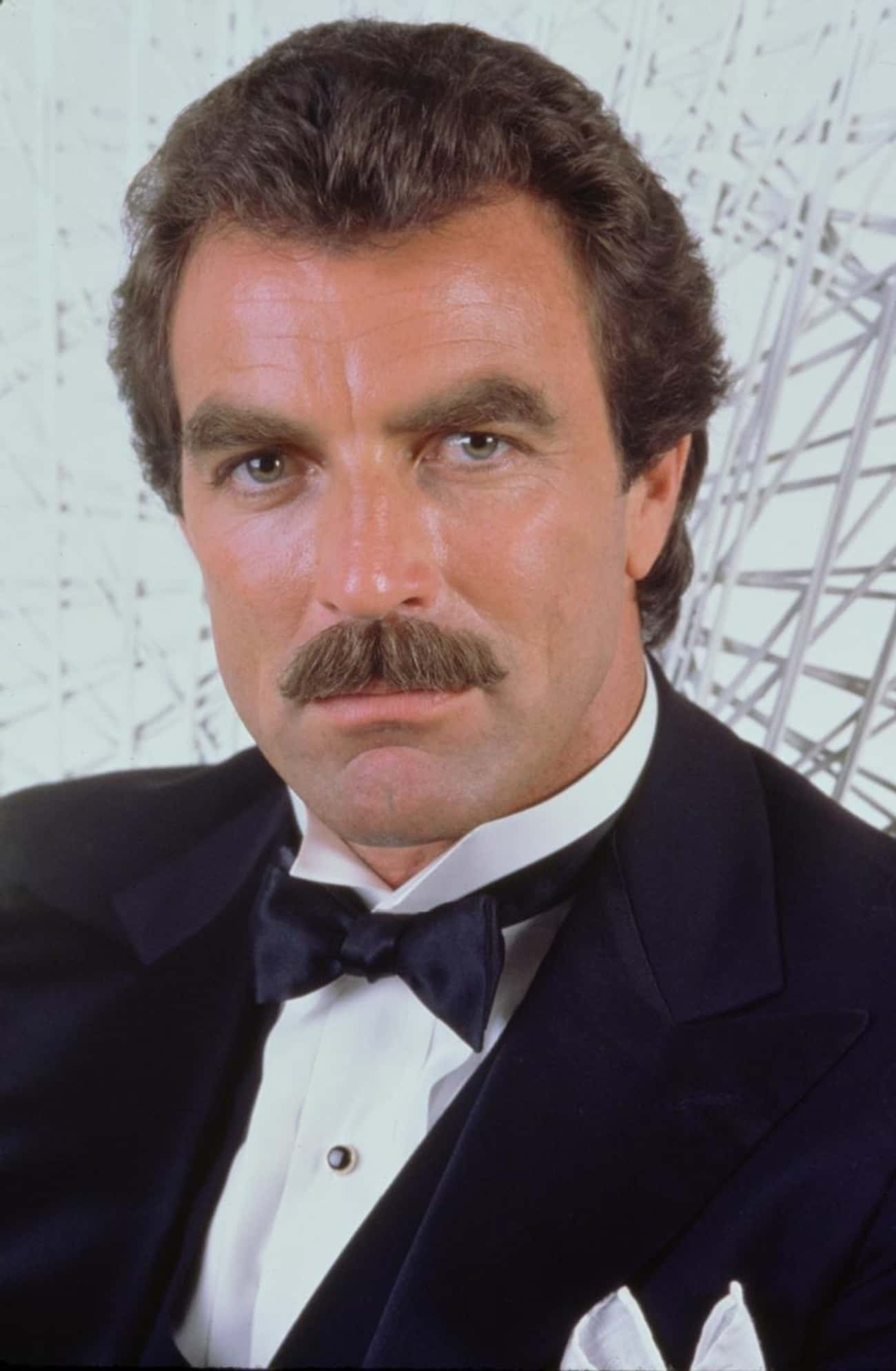 Tom Selleck is listed (or ranked) 4 on the list 29 Celebrities Who Were In Sigma Chi