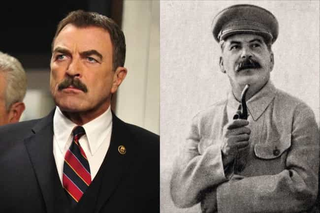 Tom Selleck is listed (or ranked) 4 on the list WWII World Leaders And The Actors Who Should Play Them In A Movie