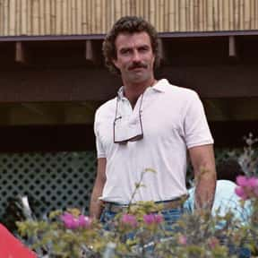 Tom Selleck is listed (or ranked) 18 on the list TV Actors from Michigan