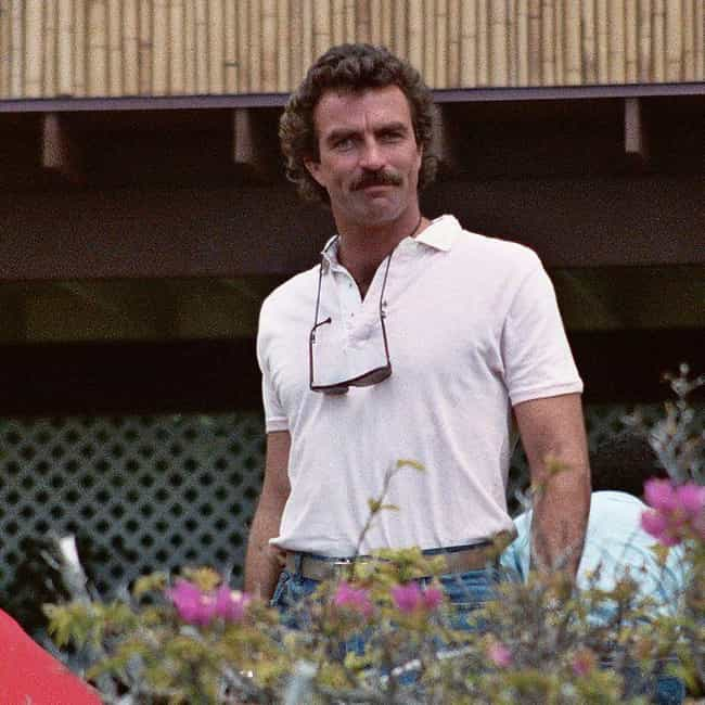 Tom Selleck is listed (or ranked) 3 on the list Libertarian Celebrities